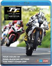 TT 2014 OFFICIAL REVIEW ISLE of MAN Tourist Trophy MICHAEL DUNLOP - NEW BLU-RAY