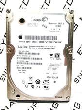 Seagate Momentus 5400.3 80GB ST980811AS SATA 9S1132-042 LaptopHardDrive TESTED