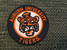 """Auburn Vintage Embroidered Iron On Patch 3"""" X 3"""""""