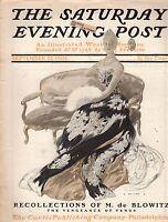 1902 Saturday Evening Post September 27-Henry Hutt;Harrison Fisher;Child stealer