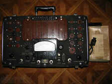 KALIBR IL-14 RUSSIAN MADE VINTAGE VACUUM TUBE TESTER  analog L3-3
