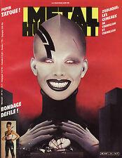Métal Hurlant N°75 - Jano, Corben, Dodo, Ben Radis, etc... - Mai 1982