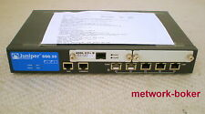 Juniper ssg-20-sb + JXM -1 ADSL 2-b-s 1-Port ADSL 2+ (Annex B over ISDN) 128mb di RAM