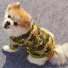 Cat Winter Warm Pullover High-GradeT-Shirt Pet Puppy Dog Cute Clothes Z2