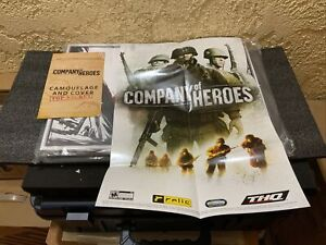 Company Of Heroes Collectors Edition Poster And Field Manual