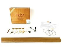 More details for cigar box guitar kit 3 string olivia serie o box, parts and neck