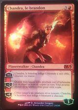Chandra le Brandon VF PREMIUM / FOIL - French Chandra the Firebrand - Mtg magic