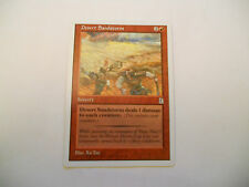 1x MTG Desert Sandstorm Magic EDH Portal Three Kingdoms P3K ING Inglese x1