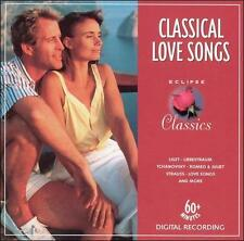 Classical Love Songs (CD, Feb-2000, Eclipse Music Group)