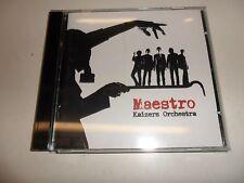 Cd  Maestro von Kaizers Orchestra