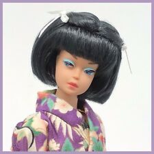 Vintage Barbie Fashion Queen - STUNNING in Kimono and Wig