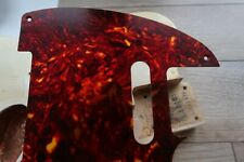 '52 '59 Fender 5 hole Telecaster Pickguard Tele Celluloid Tortoise 58 60 Usa 58