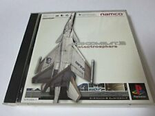Ace Combat 3 PS1 Namco Sony PlayStation 1 From Japan