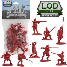 Playsets1/32 Revolutionary War British Light Infantry Playset (16) (Bagg Pysl11