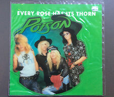 POISON - Every Rose Has It's Thorn Picture Disc Vinyl LP Record 1988 NEW Glam