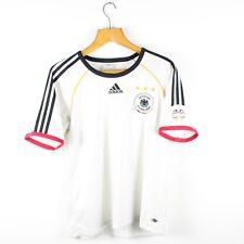 Vintage ADIDAS Germany Deutschland T Shirt Tee | Retro Original Sport | Medium M