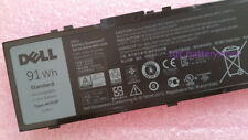 New original Dell Precision 7710 7510 M7710 T05W1 MFKVP laptop battery