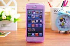 Silicone TPU Rubber Gel Soft Cover Wallet Flip Case for iPhone 4s 5 5s 5c 6 6s