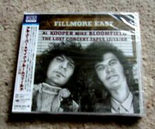 Mike Bloomfield Al Kooper - The Lost Concert Tapes 12/13/68 ; rare Japan Blu-Spe