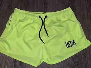 BNWOT Hera London Mens Swim Shorts Size M