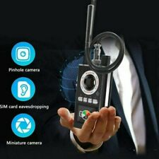Mini Spy Hidden Cam GSM Eavesdropping Device Finder With LCD Extra AI Function