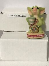 """Time For Tea� Pocket Dragons Hummel Goebel Collectibles No Box"