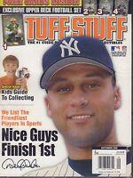 Tuff Stuff Magazine September 2006 Derek Jeter Sealed 072217nonjhe