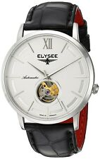 Elysee Picus 77010 Made in Germany Men's Open Heart Automatic Dress Watch NEW