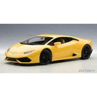 AUTOart 1/18 Lamborghini Huracan LP610-4 Pearl Yellow From Japan