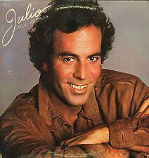 JULIO IGLESIAS EL AMOR  LP 1980 NM VINYL! MISMATCHED JACKET