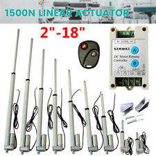 Linear Actuator 1500n 12v Electric Motor Max Load 150kg For Auto Door Lifting Ig