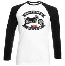 YAMAHA XV535S-VIRAGO-Nuovo T-shirt Cotone-Tutte le taglie in magazzino
