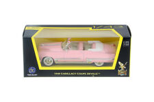 PINK 1949 CADILLAC COUPE DEVILLE LUCKY 1:43 ROAD SIGNATURE DIECAST