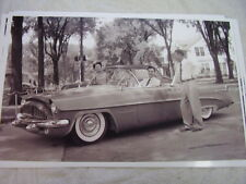 1954 PACKARD PANTHER SHOW CAR  11 X 17  PHOTO  PICTURE