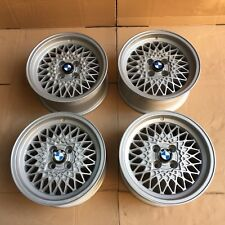 "BMW 7x15"" E21 323i 320iS E30 Melber Mesh alloy wheels rims EURO Rabbit Honda BBS"