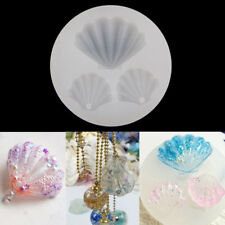 Silicone Seashell Sea Shell Mould Fondant Cake Chocolate Cookies Decor Baking