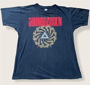 Vintage Soundgarden Badmotorfinger t Shirt 1991 Original Shirt 90s Nirvana