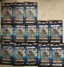 13x Toon Chaos Blister Pack Sealed 1st Edition Booster!!