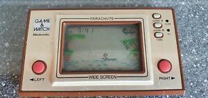 Original Nintendo Game and Watch Parachute Wide Screen PR-21 von 1981