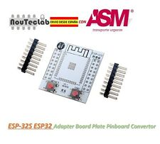 ESP32 ESP-32S Wireless Bluetooth Adapter Board Plate Pinboard Convertor