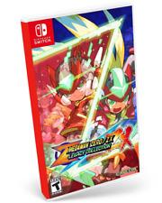 Mega Man Zero/ZX Legacy Collection Switch Importación Nuevo en inglés compatible