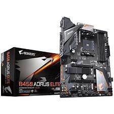 GIGABYTE B450 AORUS Elite ATX Motherboard for AMD Am4 CPUs