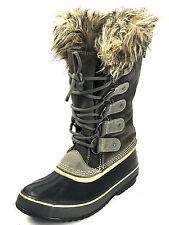 Sorel  Joan Of Artic NL1540-051 Women's Grey Boots Size US.8 UK.6 EU.39