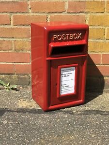 Post Box With Key.