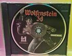 Wolfenstein 3d (pc, 1995)  Pc Computer Game  - Near Mint Disc 1 Owner !