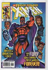 Uncanny X-Men #366 (Mar 1999) [Magneto War] Fabian Nicieza Leinil Francis Yu D