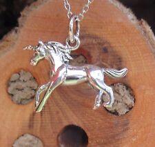Anhänger Einhorn Fabelwesen Mythologie Sterling Silber 925