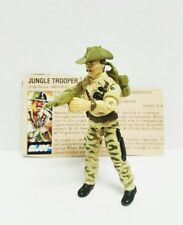 GI Joe RECONDO 1984 Hasbro Action Figure Complete With Accessories And File card