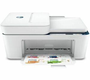 HP DeskJet Plus 4130 All-in-One Wireless Inkjet Printer WiFi - Currys