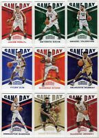 2016-17 Panini Contenders Draft Picks Game Day You Pick Finish Your Set